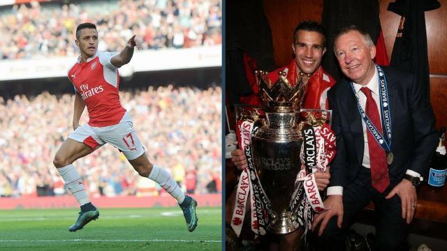 ETHIOPIA - Manchester United plotting Alexis Sanchez summer move?