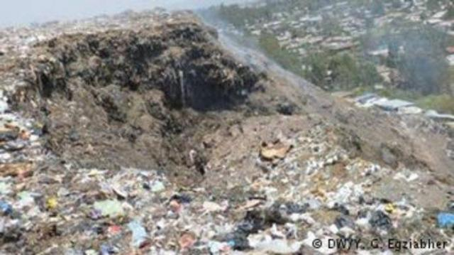 ETHIOPIA - Sweden runs out of garbage, forced to import from neighbors