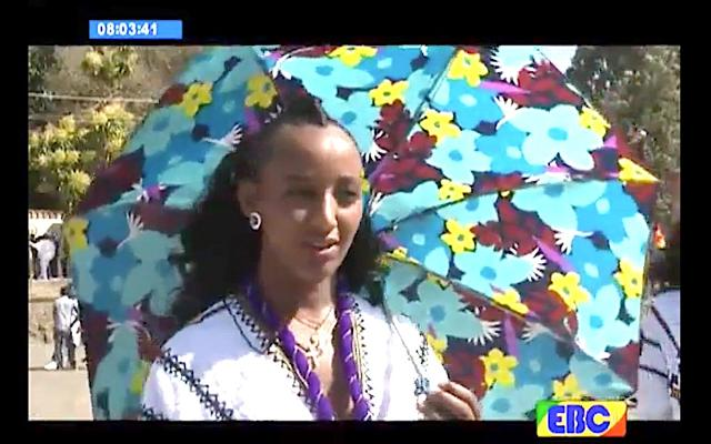ETHIOPIA - Epiphany in the City of Gondar 2017