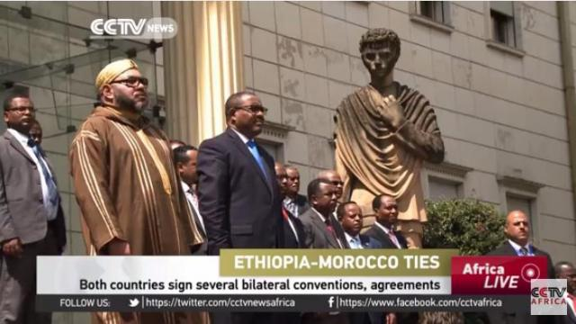 Morocco signs deal with Ethiopia on mega fertiliser plant