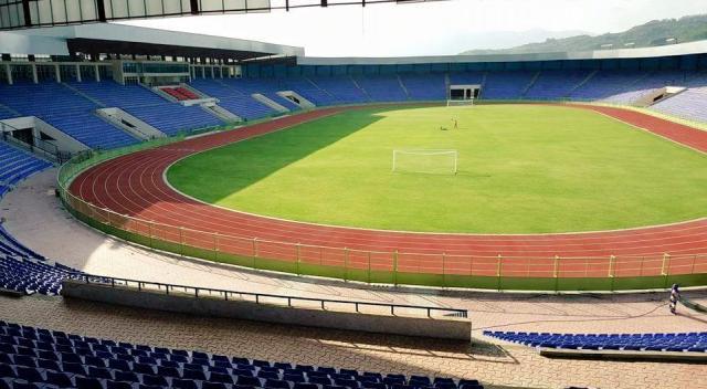 Ethiopian Woldia stadium inauguration 2017