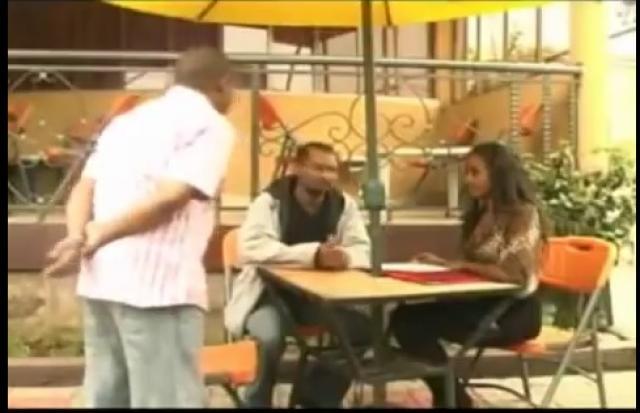 Ethiopian Comedy - Kemsehewal? (ቀምሰኸዋል?) by Comedian Dokle and Temesgen
