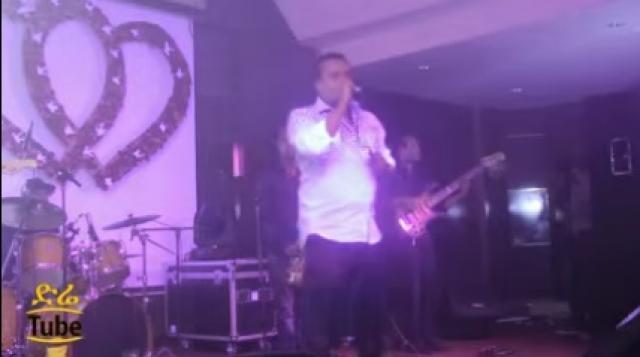 Shewandagn Hailu - Tamralech - Live performance 2016