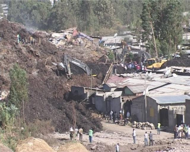 ETHIOPIA - negligent is the main cause of koshe accident