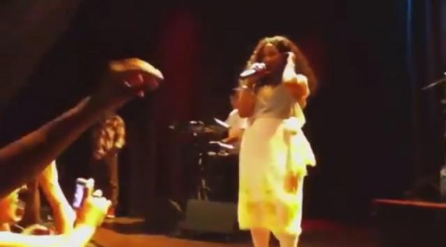 The Legend Ethiopian singer Aster Aweke in Oslo, Norway